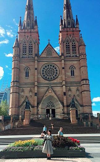 シドニーの聖メアリー大聖堂