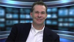 Associate professor Tom Kenny