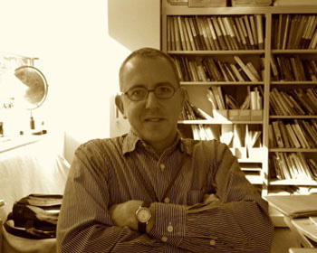 Associate professor Paul Allen Crane